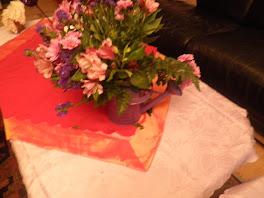 les fleurs de Carole