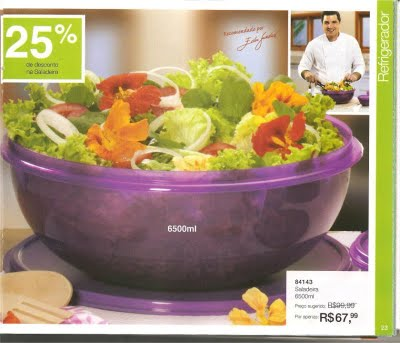 Tupperware revista