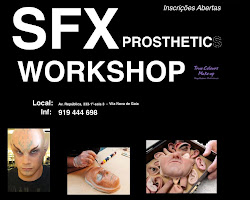 Special Effects- Prosthetic MakeUp