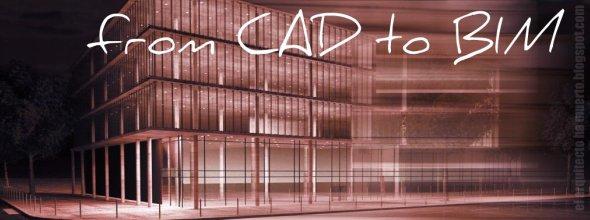 evolución de CAD a BIM