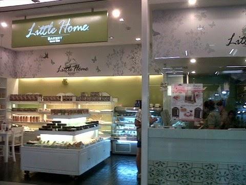 งานเสิร์ฟ Part time ร้านอาหาร Little Home Bakery