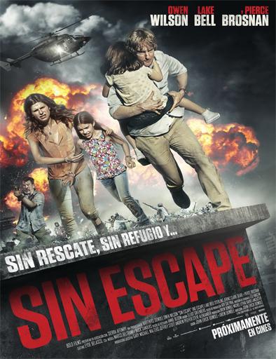Ver Golpe de estado (No Escape) (2015) Online