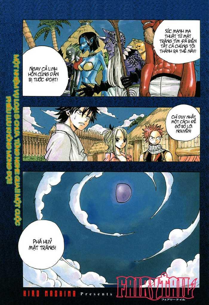 TruyenHay.Com - Ảnh 2 - Fairy Tail Chap 27