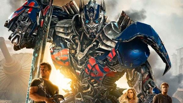 """Optimus Prime en """"Transformers: La Era de la Extinción"""""""