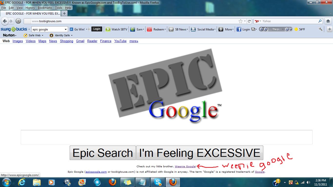 6)Search google chuck norris