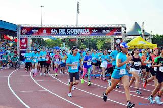 ESPORTES '4h de Corrida Revezamento' acontece neste sábado, dia 17, e deve reunir 1.200 atletas