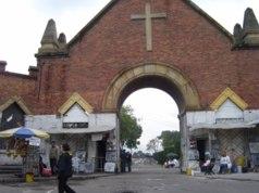 Cementerio Católico del Sur