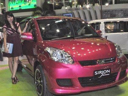 SPG Daihatsu Sirion