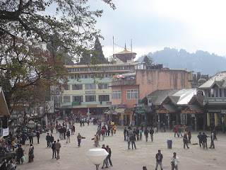The Mall Darjeeling