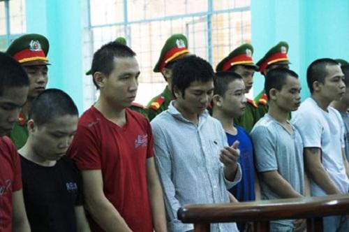 Gia Lai: 108 năm tù cho băng cướp hung tợn nhất