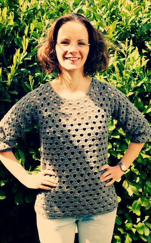 Crochet & Knitting Stitch: Pullover aus Simply Häkeln