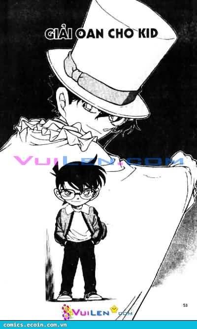 Detective Conan - Thám Tử Lừng Danh Conan chap 547 page 1 - IZTruyenTranh.com