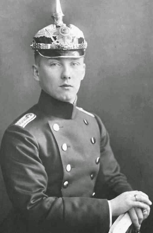 Friedrich Fürst von Hohenzollern 1891-1965