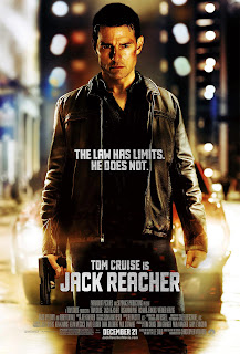 Jack Reacher, Tom Cruise, movie, film review, movie review