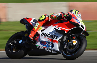Hasil Lengkap Latihan Bebas 3 MotoGP Valencia, Spanyol 2015