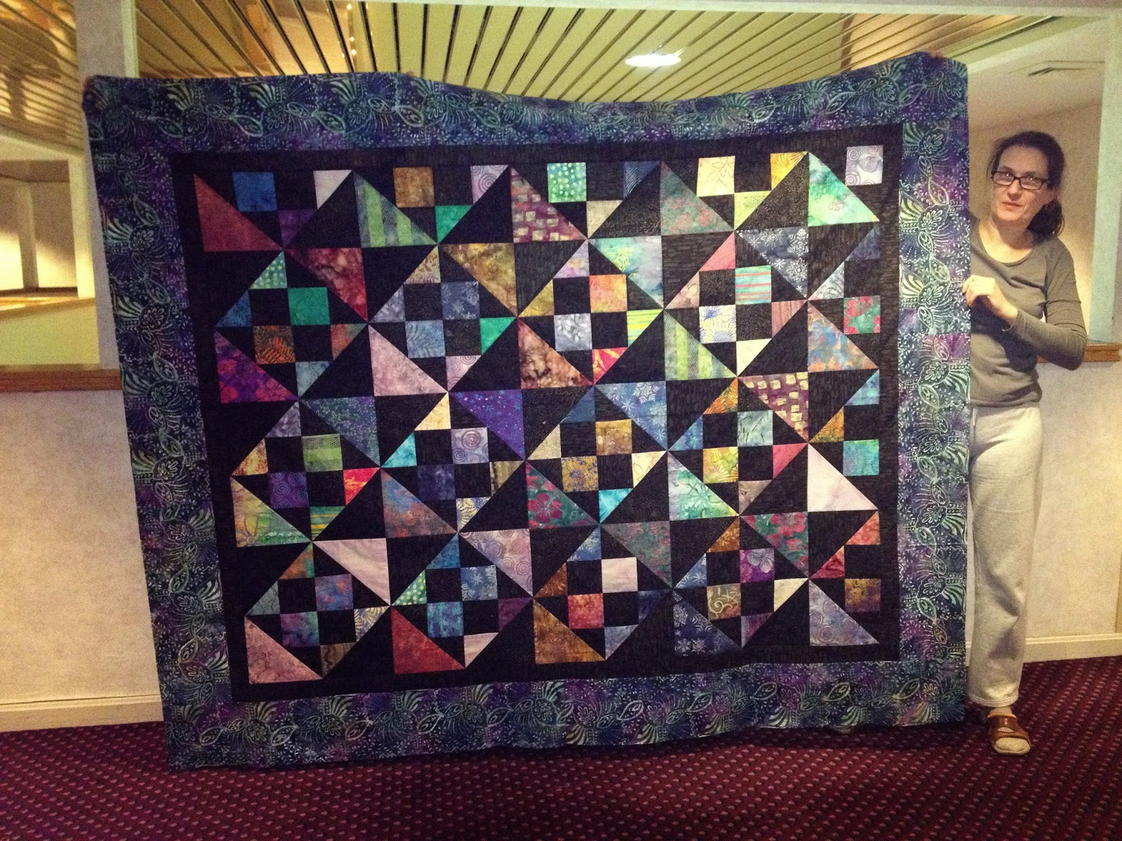 Pugmom Quilts What S Your Tnt Cape Cod Part 3