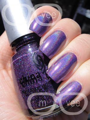 China Glaze LOL collection