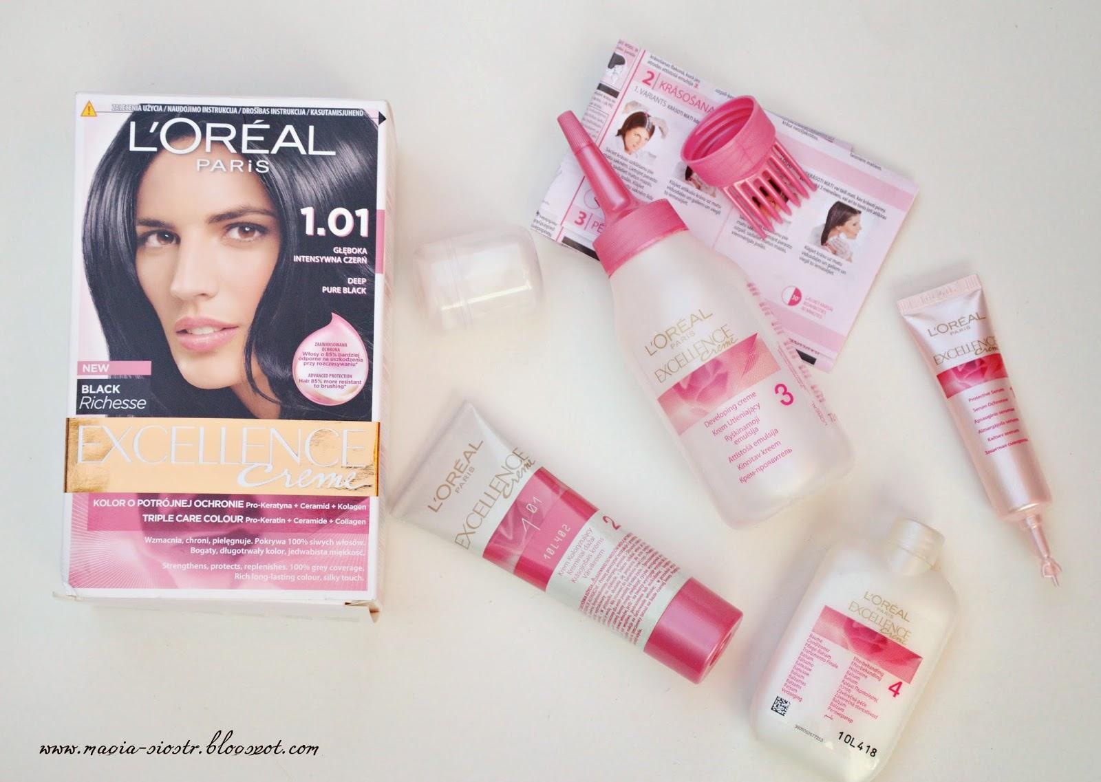 Przepis Sylwii na piękny kolor i zdrowe włosy z L'Oréal Paris