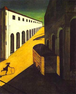 Chirico, Misterio y melancolía de una calle