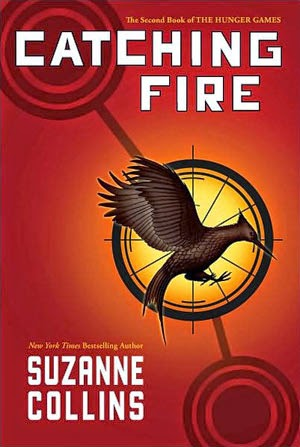 catching fire suzanne collins