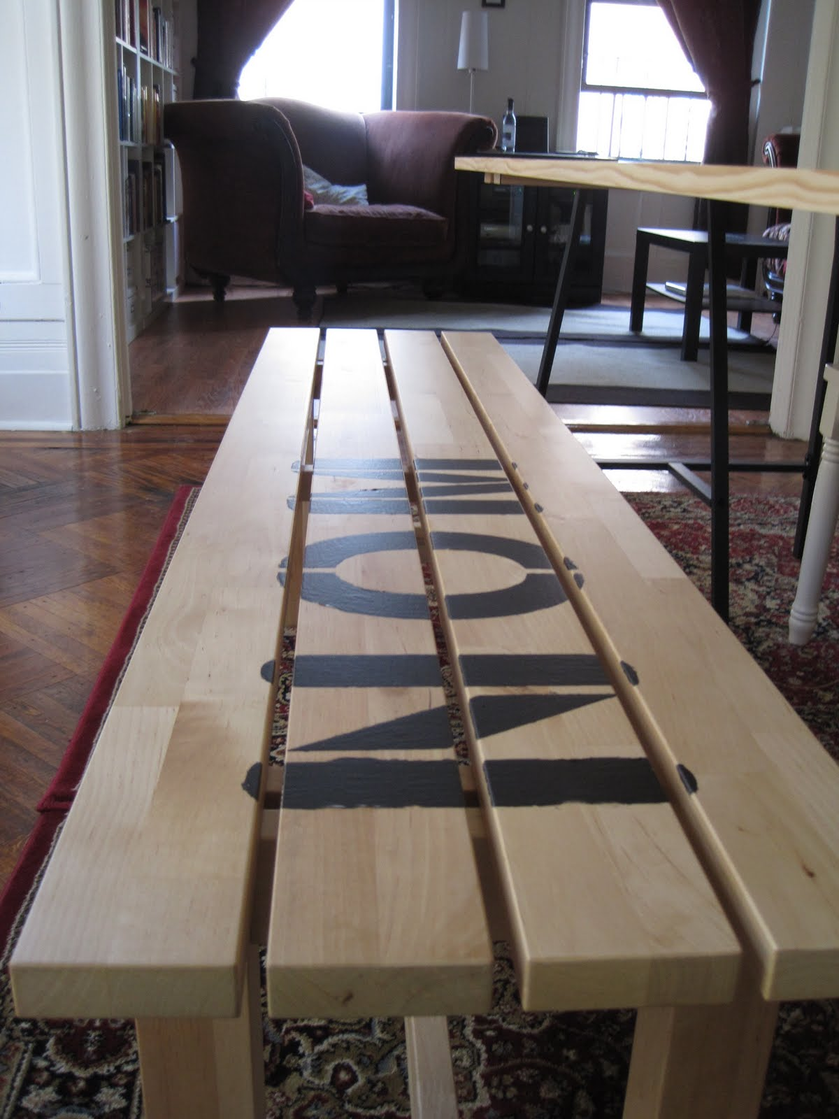 how to build dining room table for m 1