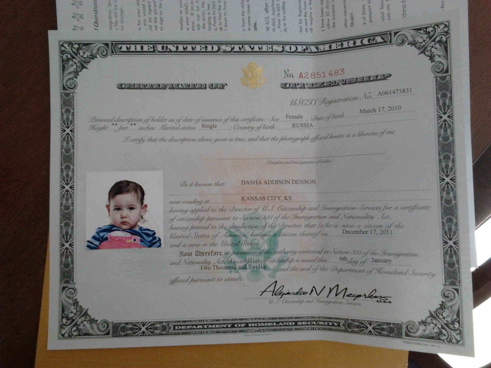 how to get naturalization certificate