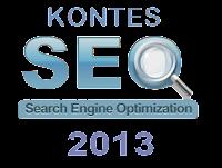 Info Kontes SEO 2013