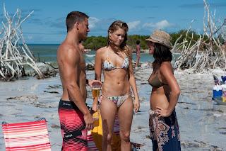 Olivia Munn Bikini, Magic Mike Promo Pics