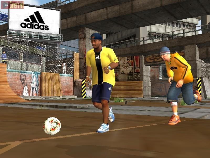 Free Download Game Urban Freestyle Soccer Full