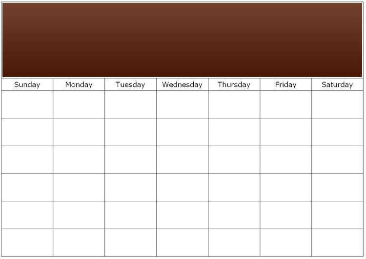 Blank Calendar 2012 2013 Printable/page/2 | New Calendar Template Site ...