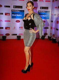 Sofia Hayat Stills at HT Mumbai Most Stylish Awards 8.jpg