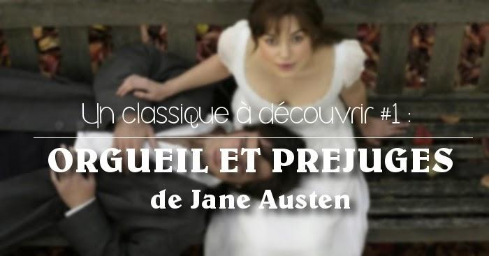 Orgueil et Préjugés Jane Austen Classique Littérature Anglaise