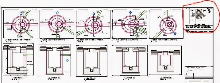 Revit Elevation Key Plan : Titleblocks key plan automatic zone selection hatching