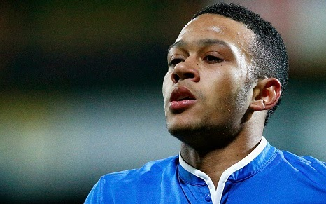 Manchester United set to agree Memphis Depay deal