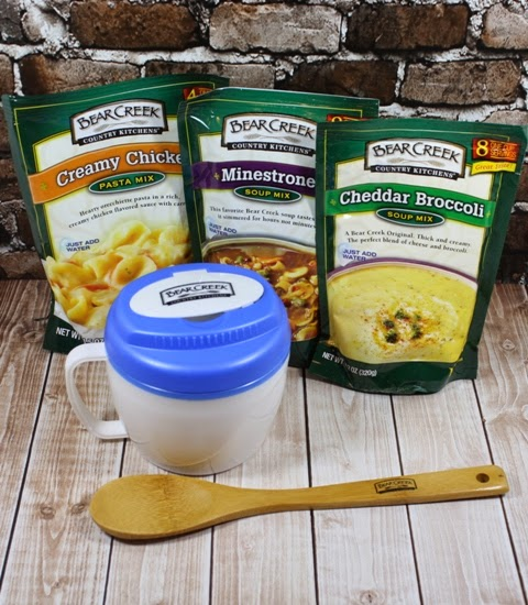 freezing cold warm up with bear creek country kitchens planet rh weidknecht com Country Kitchen Bear Creek Soups Bear Creek Macaroni & Cheese