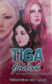 TIGA JODOH Cute Publication