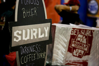 Get Surly. Surly Brewing. Craft Beer. MNBeer.