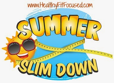 Summer Slim Down Challenge T25, www.HealthyFitFOcused.com