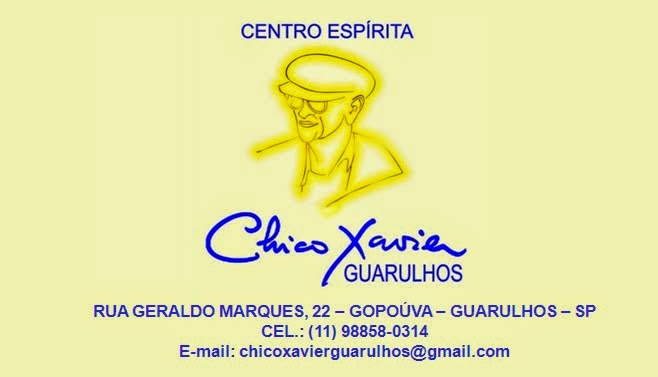 Centro Espírita Chico Xavier - Guarulhos