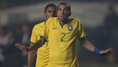 Brasil perde nos pênaltis e esta fora da Copa América 2015
