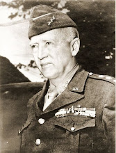 In Memory of - General George S Patton - Greatest World War II Tank Commander - Allied Forces