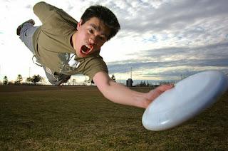 Como hacer un frisbee en menos de 2 minutos