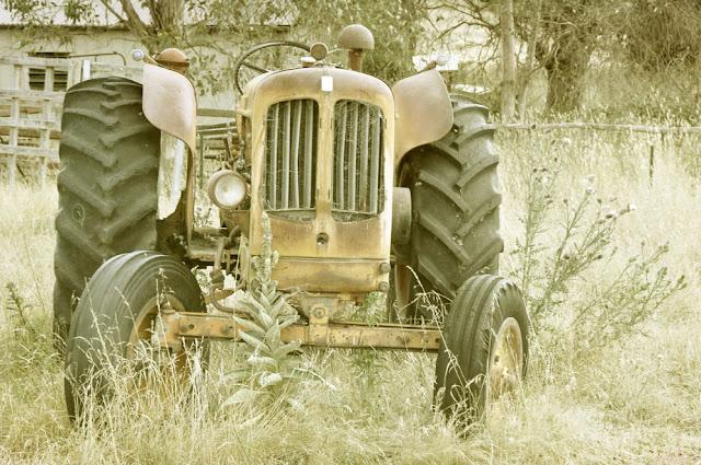 paddock tractor
