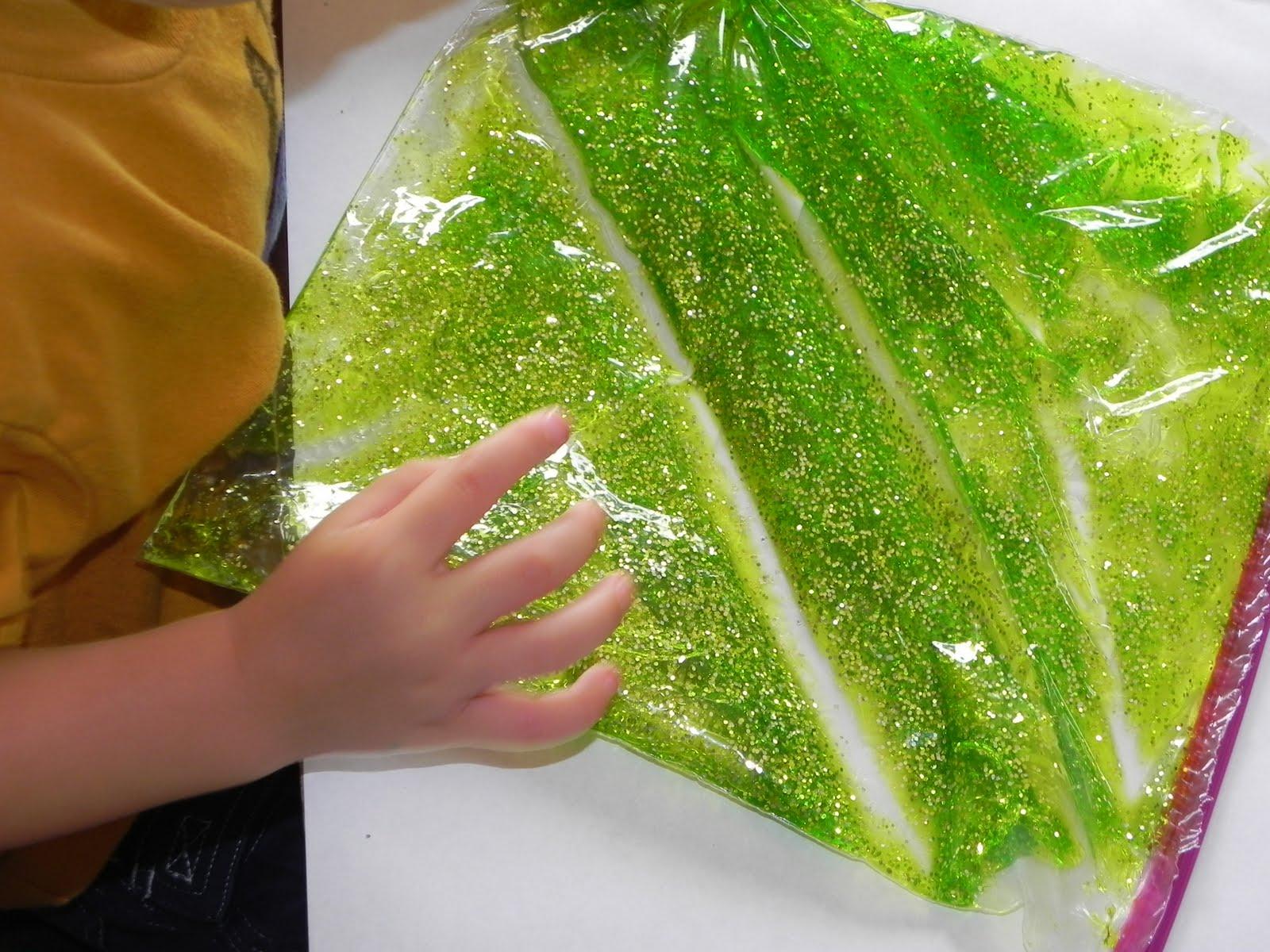 Как сделать гель для рук для детей