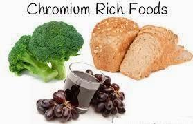 Natural Foods That Contain Chromium