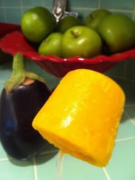 Mango Lime Paleta