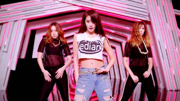 T-ara Sugar Free Jiyeon
