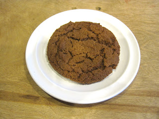 Ginger Molasses Cookie Fiore's Bakery