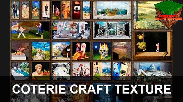 Coterie Craft Texture Pack cuadros