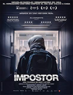 Poster de El impostor (The Imposter) (2012) Online